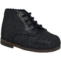 Chaussures Fille Bottines Little Mary Vivaldi Noir