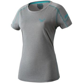Vêtements Femme T-shirts manches courtes Dynafit Transalper W SS Tee Gris