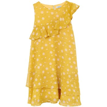 Vêtements Fille Robes courtes Mayoral  amarillo