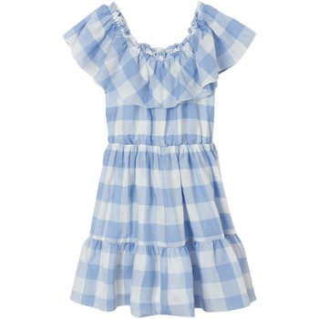 Vêtements Fille Robes courtes Mayoral  Azul