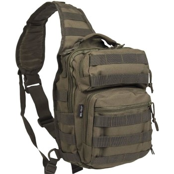 Sacs Homme Sacs à dos Mil-tec Assault Pack Small One Strap Olive Green