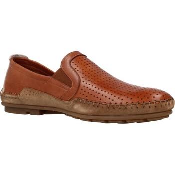 Chaussures Homme Mocassins Fluchos F1177 Marron