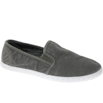 Chaussures Homme Slip ons BEPPI Canvas Shoe Gris