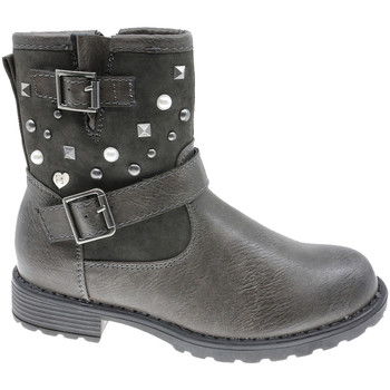 Chaussures Fille Bottines BEPPI Casual boot Gris
