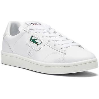 Chaussures Femme Baskets basses Lacoste Basket Blanc