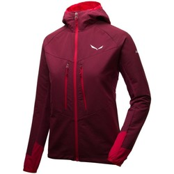 Vêtements Femme Vestes Salewa Agner Engineered Rouge, Cerise
