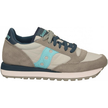 Chaussures Femme Baskets basses Saucony JAZZ O W grey-blue