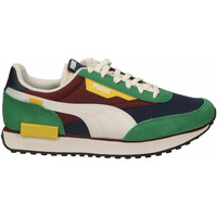 Chaussures Homme Baskets basses Puma FUTURE RIDER PLAY ON amazon-green