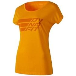 Vêtements Femme T-shirts manches courtes Dynafit Compound Dri Rel CO W SS Orange
