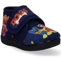 Chaussures Garçon Chaussons bébés Luna Collection 53392 bleu