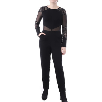 Vêtements Femme Combinaisons / Salopettes French Connection 7GGAP1 Noir