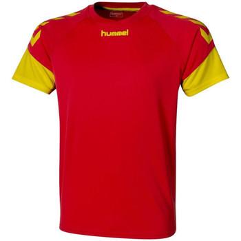 Vêtements Homme T-shirts manches courtes Hummel 400CHRGJN Jaune