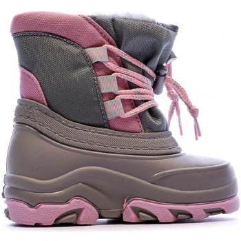 Chaussures Femme Bottes de neige Kimberfeel KL-WANETA Rose