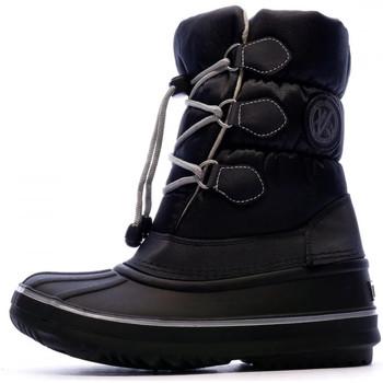 Chaussures Femme Bottes de neige Kimberfeel KL-AVALANCHE Gris