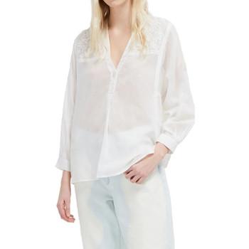 Vêtements Femme Chemises / Chemisiers French Connection 72JAK10 Blanc