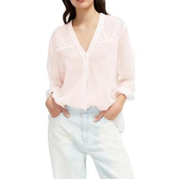 Vêtements Femme Chemises / Chemisiers French Connection 72JAK60 Rose