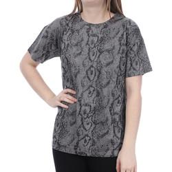 Vêtements Femme T-shirts manches courtes French Connection 76EAU1 Gris