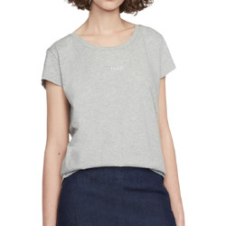 Vêtements Femme T-shirts manches courtes French Connection 76IXM1 Gris