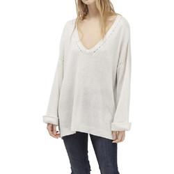 Vêtements Femme Pulls French Connection 78FXE10 Blanc cassé
