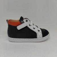Chaussures Garçon Boots Shoo Pom BOUBA BI ZIP NAPPA bleu