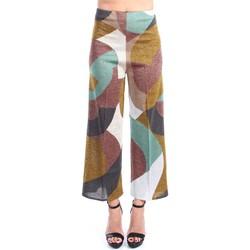 Vêtements Femme Pantalons de costume Circus Hotel S1/H1SN12 Classiques Femme Multi khak Multi khak