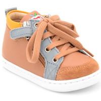 Chaussures Garçon Boots Shoo Pom bouba bi zip Multicolore