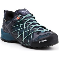 Chaussures Femme Randonnée Salewa Buty trekkingowe  Wildfire GTX 63488-3838 granatowy, niebieski, czarny