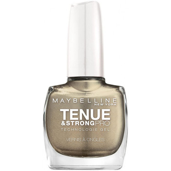 Beauté Femme Vernis à ongles Maybelline New York Vernis TENUE & STRONG PRO - 735 Gold All Night Autres