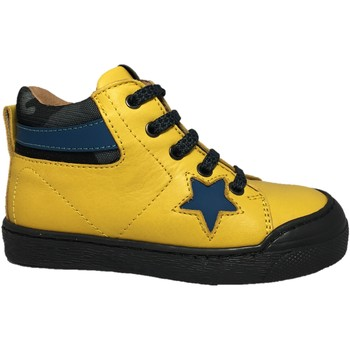 Chaussures Garçon Baskets montantes Fr By Romagnoli 4100 jaune