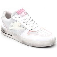Chaussures Femme Baskets basses Semerdjian moroni 5180 blanc