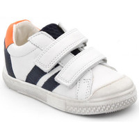 Chaussures Garçon Baskets basses Bellamy fred Blanc