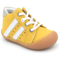 Chaussures Garçon Boots Bellamy silvin jaune
