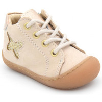 Chaussures Fille Boots Bellamy sheila Doré