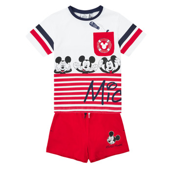Vêtements Garçon Ensembles enfant TEAM HEROES  MICKEY SET Multicolore