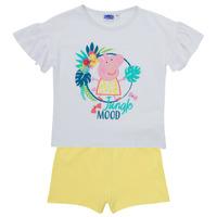 Vêtements Fille Ensembles enfant TEAM HEROES  PEPPA PIG SET Multicolore