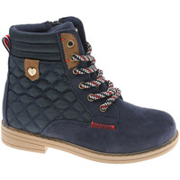 Chaussures Fille Boots BEPPI Casual boot Bleu
