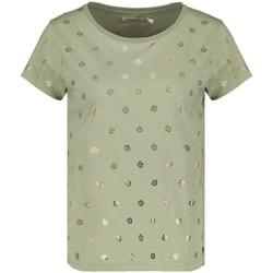 Vêtements Fille T-shirts manches courtes Deeluxe T-Shirt MAYA Light Khaki