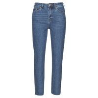 Vêtements Femme Jeans slim Only ONLEMILY Bleu foncé