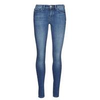 Vêtements Femme Jeans slim Only ONLSHAPE Bleu medium