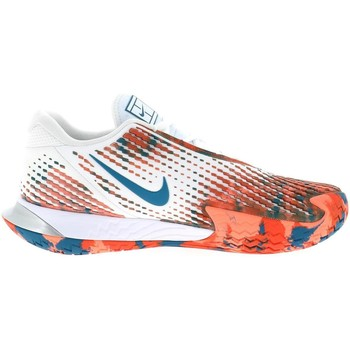 Chaussures Homme Baskets basses Nike Court air zoom vapor cage 4 Blanc