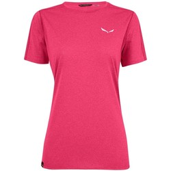 Vêtements Femme T-shirts manches courtes Salewa Pedroc 3 Dry W Rose
