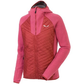 Vêtements Femme Sweats Salewa Fanes PL Rouge, Rose