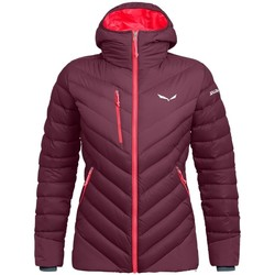 Vêtements Femme Doudounes Salewa Ortles Medium 2 Dwn W Bordeaux