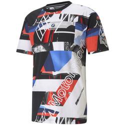 Vêtements Homme Coupes vent Puma Tee-shirt  BMW$SKU Rouge