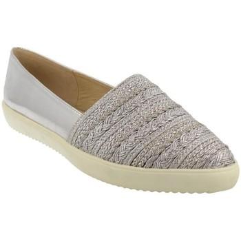 Chaussures Femme Slip ons La Strada  Gris