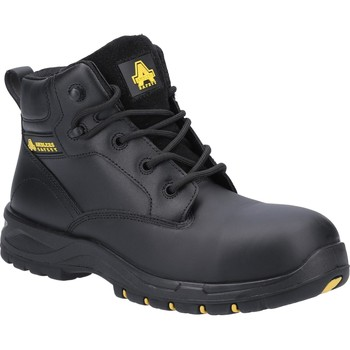 Chaussures Femme Bottines Amblers Safety AS605C Noir