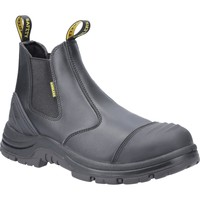 Chaussures Boots Amblers Safety AS306C Noir