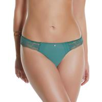 Sous-vêtements Femme Tangas Selmark Brésilien Jolie Vert