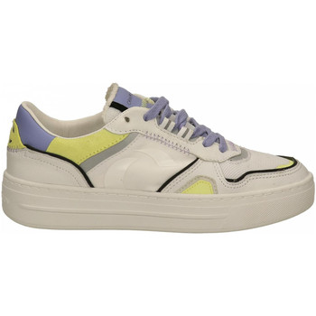 Chaussures Femme Baskets basses Crime London LOW TOP OFF COURT white