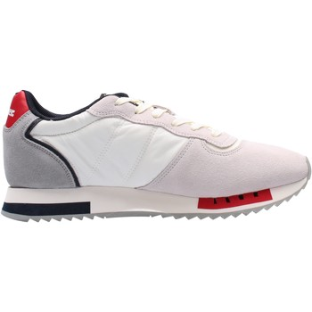 Chaussures Homme Baskets basses Blauer - Sneaker bianco S1QUEENS01/MES-WRN BIANCO